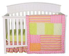 Trend Lab Savannah 3-Pc Crib Set