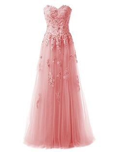 XSWPL Sweetheart Tulle 2017 Long Prom Dresses Long Gradua... https://www.amazon.com/dp/B06XFVVSSG/ref=cm_sw_r_pi_dp_x_IJ8VybKC9FND5