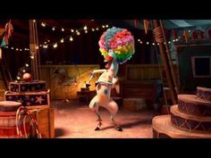 Afro Circus ( I Like To Move It ) - (Full Song) Madagascar 3 Europe's Most Wanted HD - YouTube