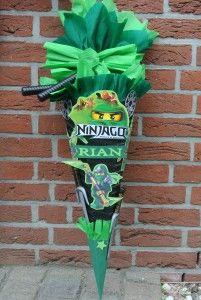 01 ninjago Schultüte