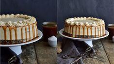 Hledáte inspiraci na dortík, který je ten pravý k podzimnímu šálku dýňového latté? Věříme, že tento se slaným karamelem vám učaruje! Tiramisu, Latte, Recipies, Cheesecake, Fresh, Ethnic Recipes, Food, Cakes, Recipes