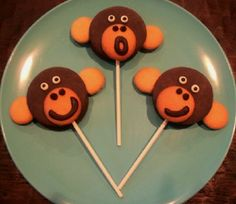 monkey snacks