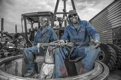 Jonsson Journey #JonssonWorkwear #Africa #safety #Photography #workwear #denim #work