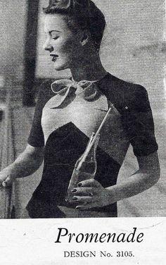 1940s PDF Vintage Knitting Patterns PDF by GrannyspdfPatterns...http://www.pinterest.com/stellarya/patterns-crochet-and-knitting/
