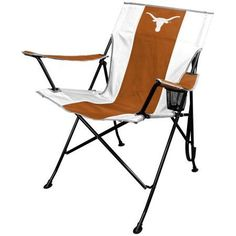 Ncaa Texas Longhorns Tailgate Chair by Rawlings, Multicolor