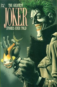 Joker : THE GREATEST BATMAN STORIES EVER TOLD 352 PAGES