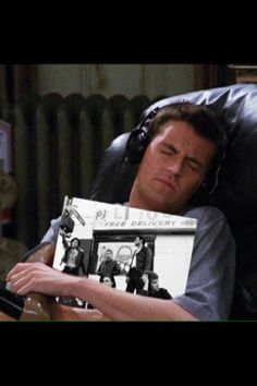 Me listening to the new album by The Neighbourhood