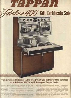 A-B Electric (1963)  I had one of these stoves in my first house 1980!  Great stove!!!!