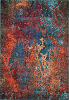 Nourison Celestial Atlantic Abstract Rug The Effective Pictures We Offer You About abstract rugs dec Patterns Background, Teal Background, At Home Store, Modern Rugs, Contemporary Rugs, Color Inspiration, Area Rugs, Abstract Art, Celestial