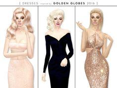 itsleeloo's Golden Globes [2016] Dresses