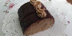 Štafetková roláda (fotorecept) - recept | Varecha.sk Dessert Recipes, Desserts, Food And Drink, Treats, Sweet, Cakes, Basket, Tailgate Desserts, Sweet Like Candy