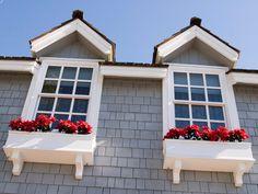 Dormer Window boxes