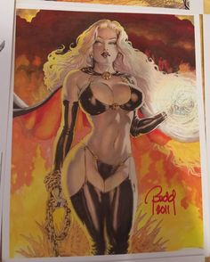 Budd Root Signed Cavewoman Printings Lot Lady Death HTF + Signed Art Books | eBay