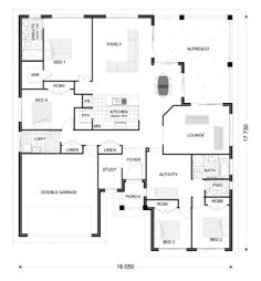 pinaleisha macleod on home - house plans | pinterest | house