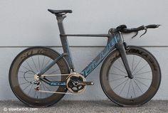 /by Slowtwitch.com #roadie #triathlon #Blue #TriadSL