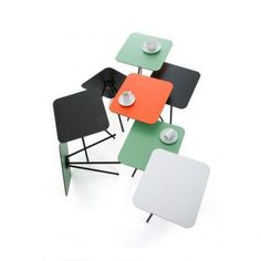 ''Geo Square'' sehpa by B Design
