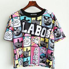#aliexpress, #fashion, #outfit, #apparel, #shoes #aliexpress, #Camisetas, #Summer, #Style, #Women, #shirt, #Unique, #Printed, #Basic, #Short, #sleeve, #Harajuku, #Bottoming, #Shipping