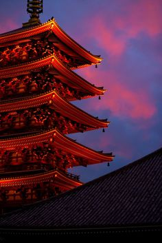 Sensoji Temple, also known as Asakusa Kannon #tokyo #japanKannon is Kuan-yin or Avalokiteśvara=Chenresig to the Tibetans