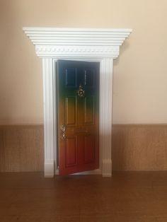 Fairy door Puerta ratoncito perez