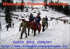 Are you looking for the ideal tricks and things to when you walk off on a tour? Tour package in Himachal at exotic India journey assist you to do this! We invite you to enjoy your vacation with our exciting tour packages for Himachal Pradesh and return with unbelievable sweet moments!.... http://www.himachaltourpackages.in/