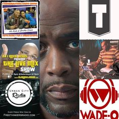 It's the WEEKEND!!! 12pm #ThoseBaxters 2pm IJS Dre with Pastor Andre Barnes 3pm Trackstarz 5pm The Live Mix Show with DJ I Rock Jesus 6pm The DJ Jesus Beats Show Live 9pm Urban City Radio 10pm The DJ Wade-O Radio Show App and Website on the Pinned Post!! #freethinkersradio #weekend #turnup - facebook.com/rlwonderland