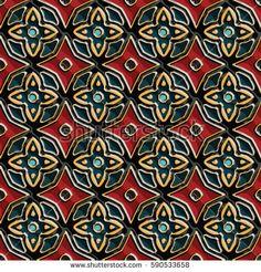 500+ Vektor die Emaille Ornament. Grubenschmelz. Zusammenfassung nahtlose Muster für Corporate Stil, Innenarchitektur, Textil-, Druck-oder Web-Design.