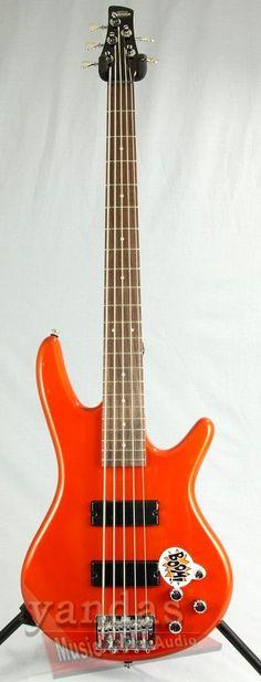 Ibanez GSR205 Gio Series 5-String Bass Guitar