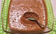 Čokoládová pěna - nízkosacharidová - Jídelní plán Good Food, Food And Drink, Low Carb, Healthy Recipes, Healthy Food, Pudding, Breakfast, Ethnic Recipes, Sweet