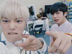 MONSTA X : Unfair Love / Hyungwon / Minhyuk