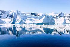 Antarktis … und sonst ist da nur Stille. Snow And Ice, Arctic, Winter, Landscapes, Outdoor, Etsy, Viajes, Paisajes, Outdoors