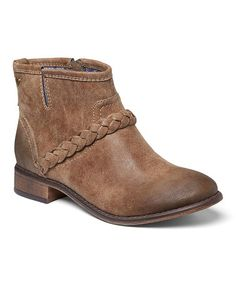 Brown Madison Ankle Boot