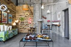 Shop: SAGA  4 Rabbi Pinchas Street,  Tel Aviv-Yafo (near Jaffa Flea Market)  This new gallery showcases young Israeli contemporary design talent. Of particular note is Hilla Shamia's wood casting furniture collection, which features tables made from aluminum castings on wood.