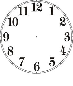 Get our latest new collections of printable blank clock templates as your students learning resources in high definition! Telling time worksheets for first grade. Blank Clock Faces, Clock Face Printable, Face Template, Diy Clock, Wood Clocks, Coloring For Kids, Worksheets, Clip Art, Printables