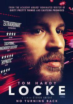 Tom Hardy #Locke International release dates so far: Sweden - April 11 2014 United Kingdom - April 18 2014 United States - April 25 2014 Denmark - May 15 2014 Germany - June 19 2014