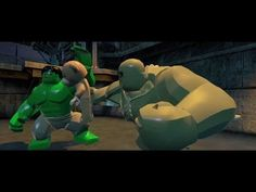 Hulk vs Abomination - Lego Marvel Super Heroes Game