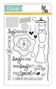 Simon Says Clear Stamps LIKE YOUR STYLE SSS130201 at Simon Says STAMP!