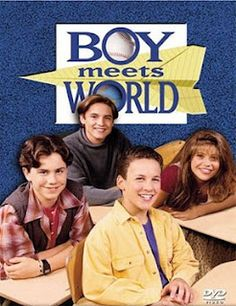 Boy Meets World (I really miss this show)