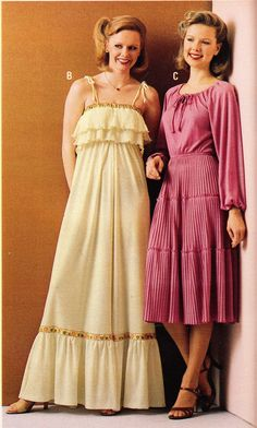1978-JCP I had the dress on the right or one very similar