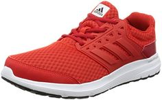 adidas Galaxy 3 M, Herren Sneaker, Rot (Core Red/C
