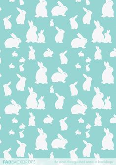 FabVinyl Black Bunny And Babies Backdrop has too many bunnies for Easter portraits, parties, and rabbit events. Easter Backdrops, Black Bunny, Hue Color, Paper Animals, Photography Backdrops, Pattern Design, Bun Bun, Clip Art, Babies