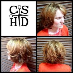 Coloring technique used was Flamboyage. The modern way of hair coloring by @Davines cut/color by Christina Sanchez https://www.facebook.com/ChristinaSanchezHairDesign