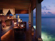 Stunning Resort in Maldives