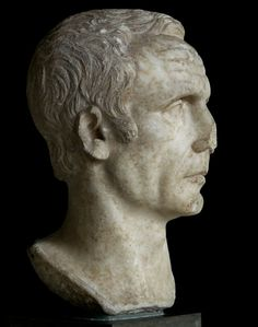 Lucius Cornelius Sulla Felix? Marble. Copy of the 1st century CE of an original c. 80—50 BCE. Inv. No. 1811. Copenhagen, New Carlsberg Glyptotek