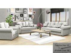 Fotel STELLA pikowana poduszka skandynawski styl (7274044337) - Allegro.pl - Więcej niż aukcje. Couch, Furniture, Home Decor, Settee, Decoration Home, Sofa, Room Decor, Home Furnishings, Sofas