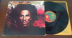 BOB MARLEY AND THE WAILERS Natty Dread UK ISLAND RECORDS VINYL LP ILPS 9281