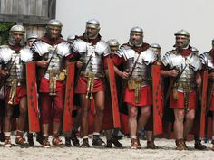 https://flic.kr/p/5bEMPa   Legio XXX Ulpia Victrix   Romans are in Archeon again!