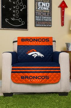 Get the man cave ready for the big game!