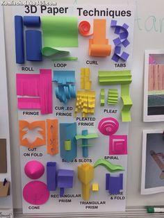 Legendär 3D-Papiertechniken. meine Wenigkeit finde es toll, dass Studenten ihre eigenen Dekorationen für jedes  #dekorationen #eigenen #finde #meine #papiertechniken #studenten #wenigkeit...