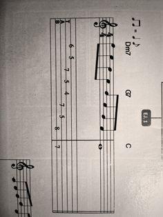 Bebop lick in a II V I progression #jazz #guitar
