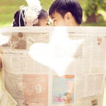 Prewedding by Elora Bright